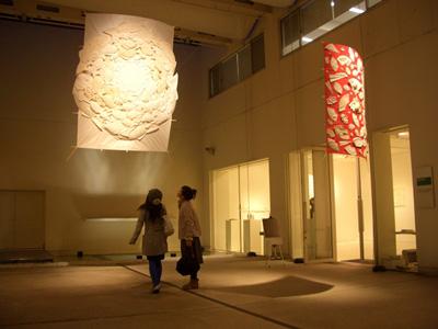 永田哲也のお正月 ギャラリー le bain(2011)
