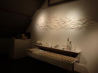 永田哲也展 まがり家ギャラリー(2018)